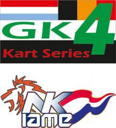 Logo GK4 Kart Series